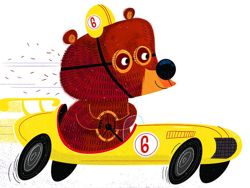 Racing Bears