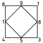 Four Number Sense Puzzles